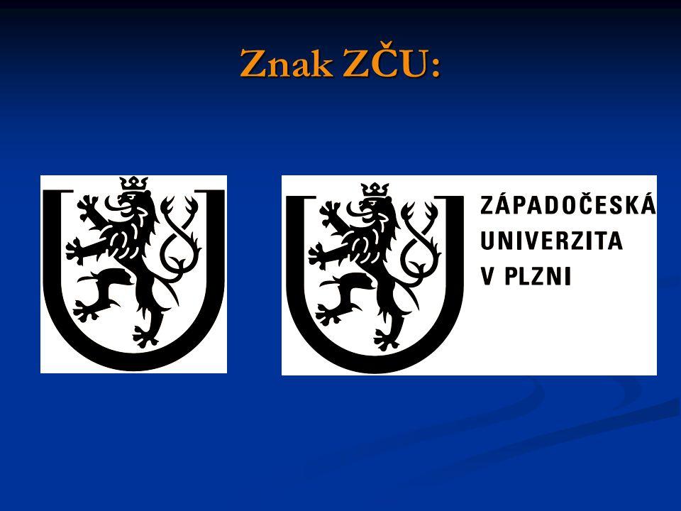 Znak ZČU: