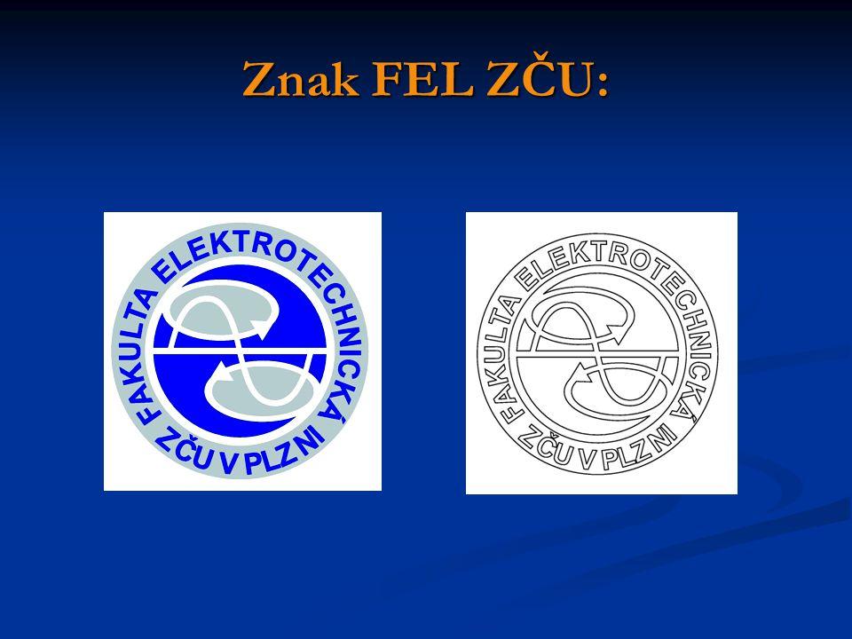 Znak FEL ZČU: