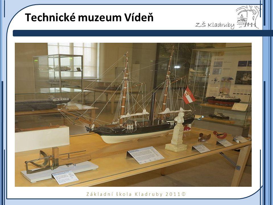 Základní škola Kladruby 2011  Technické muzeum Vídeň Jako projev uznání má Ressel pomníky ve Vídni, Lublani i rodné Chrudimi. V technickém muzeu ve V