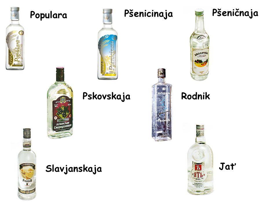 Dovgan GželkaKubaňskaja Limonnaja Matrjoškina Moskovskaja Navigator Pertsovka