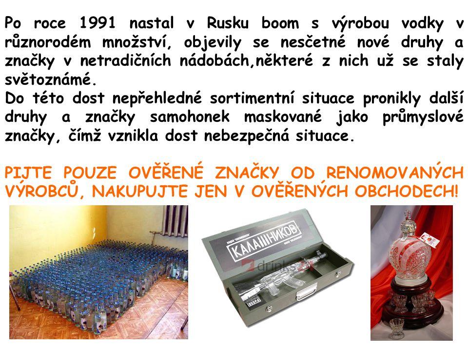 Komandir Red Army Smirnoff Sibiř Puschkin Ursus
