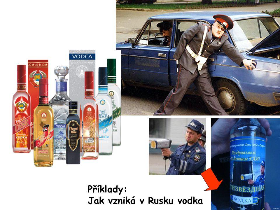 Vánoční oheň Magadanskaja Kremelskaja Sibirskaja Sljozy Moldavy Návrat do SSSR Žlutý škorpion Vodka 42 Bat
