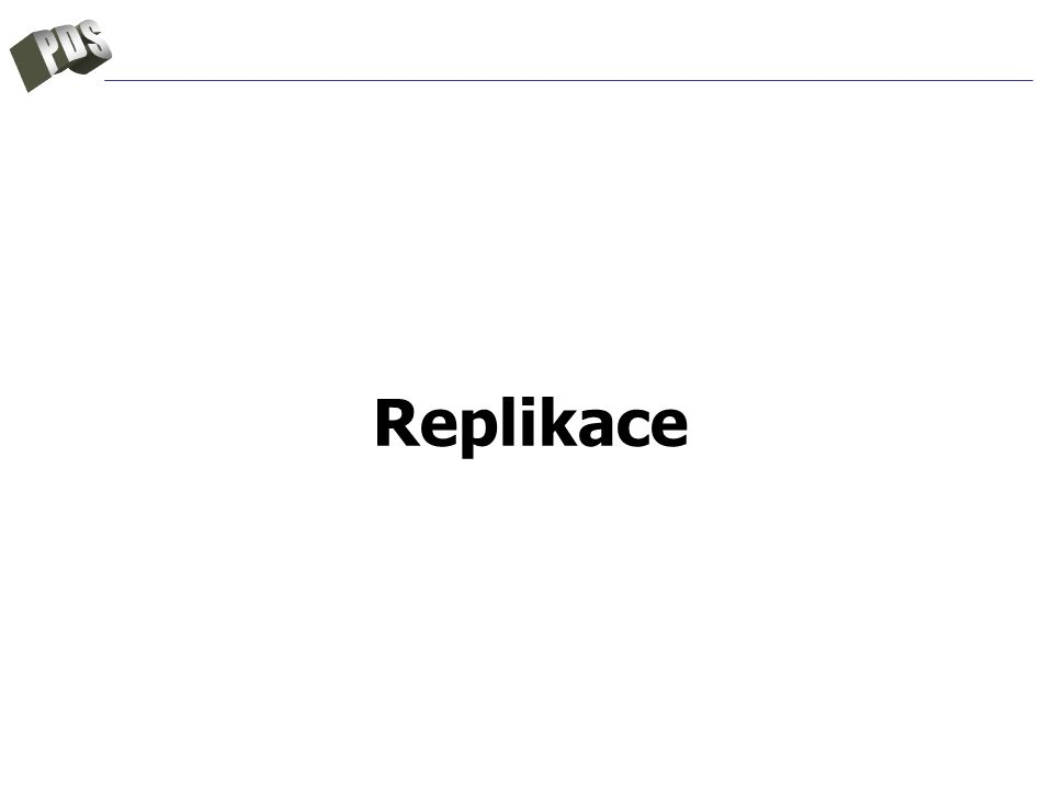 Replikace