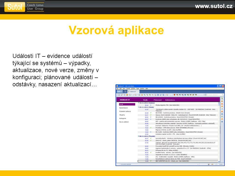 www.sutol.cz iCal formát BEGIN:VCALENDAR VERSION:2.0 PRODID:-//Raiffeisenbank//NONSGML Events//CZ BEGIN:VEVENT DTSTART;TZID= Europe/Prague :20121114T08000 DTEND;TZID= Europe/Prague :20121114T081500 SUMMARY:obnova RA-BO-001.crt URL:notes://czcrbp25/C1257AA5006CF36B/0/8D1A145E05DB894 3C1257AB2003E0021 DESCRIPTION: CATEGORIES:IT Events UID:8D1A145E05DB8943C1257AB2003E0021 DTSTAMP:20121110T121700 END:VEVENT END:VCALENDAR Záhlaví Událost Zápatí