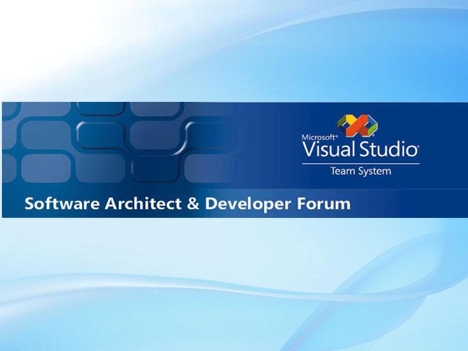 Visual Studio 2008 Orcas Obrušování ostrých hran...