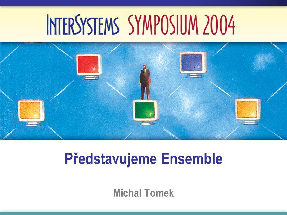 Představujeme Ensemble Michal Tomek