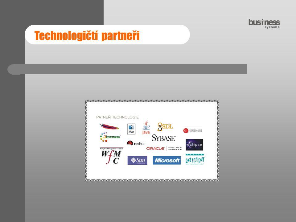 Technologičtí partneři