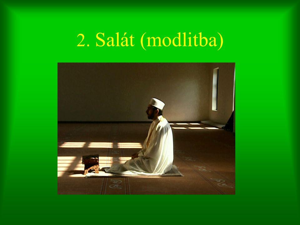 2. Salát (modlitba)