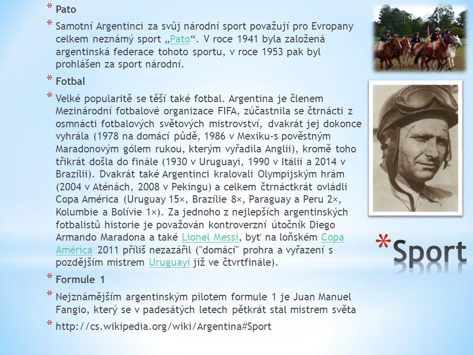 """* Pato * Samotní Argentinci za svůj národní sport považují pro Evropany celkem neznámý sport """"Pato ."""