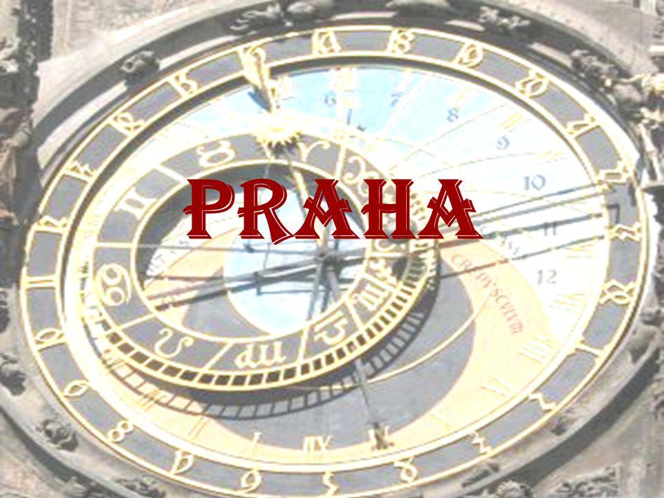 -Praha je hlavní město České republiky.-Nachází se přímo v srdci Evropy.