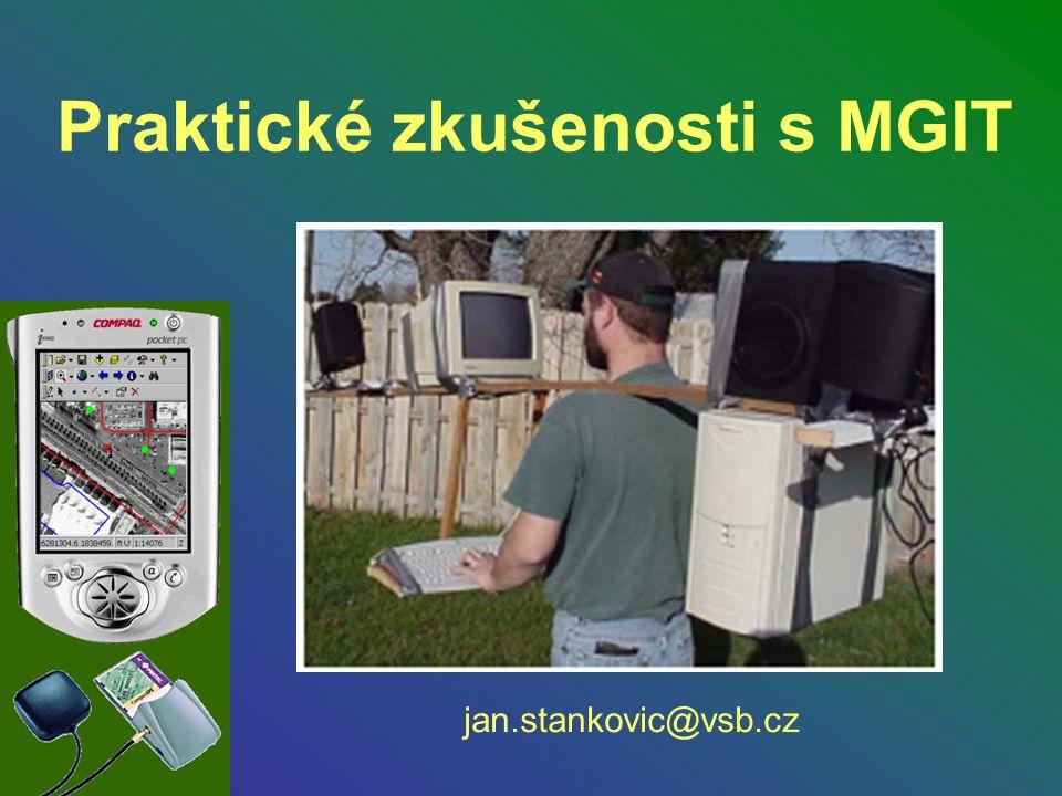 jan.stankovic@vsb.cz Praktické zkušenosti s MGIT