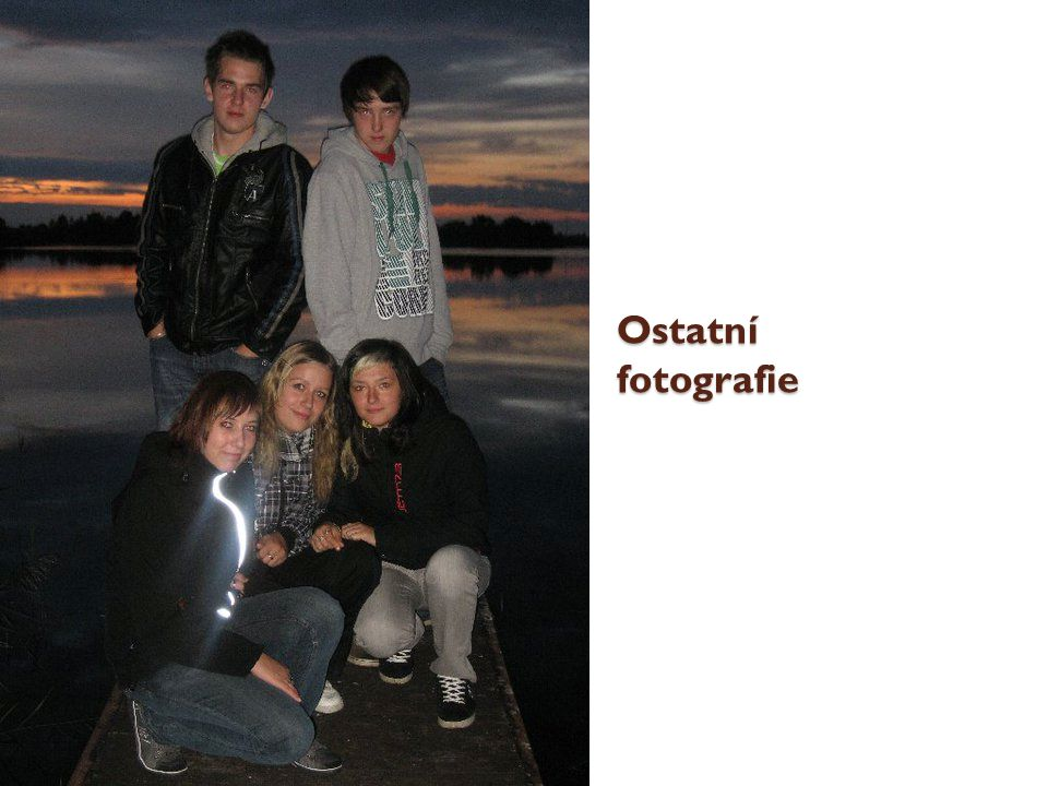 Ostatní fotografie