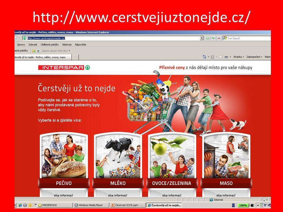 http://www.cerstvejiuztonejde.cz/