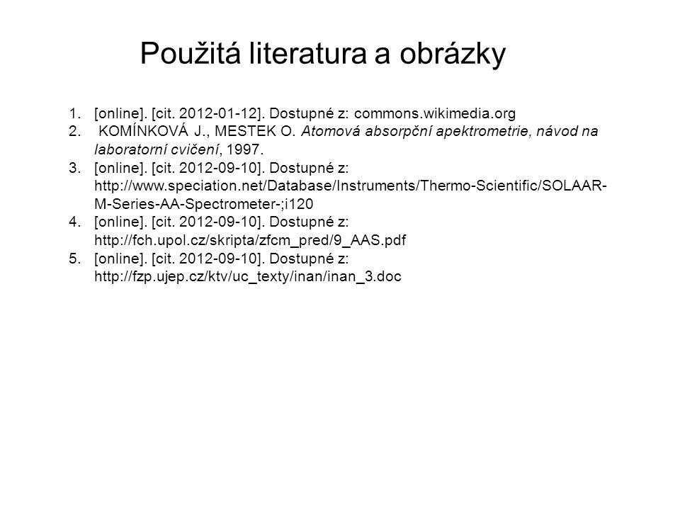 Použitá literatura a obrázky 1.[online].[cit. 2012-01-12].