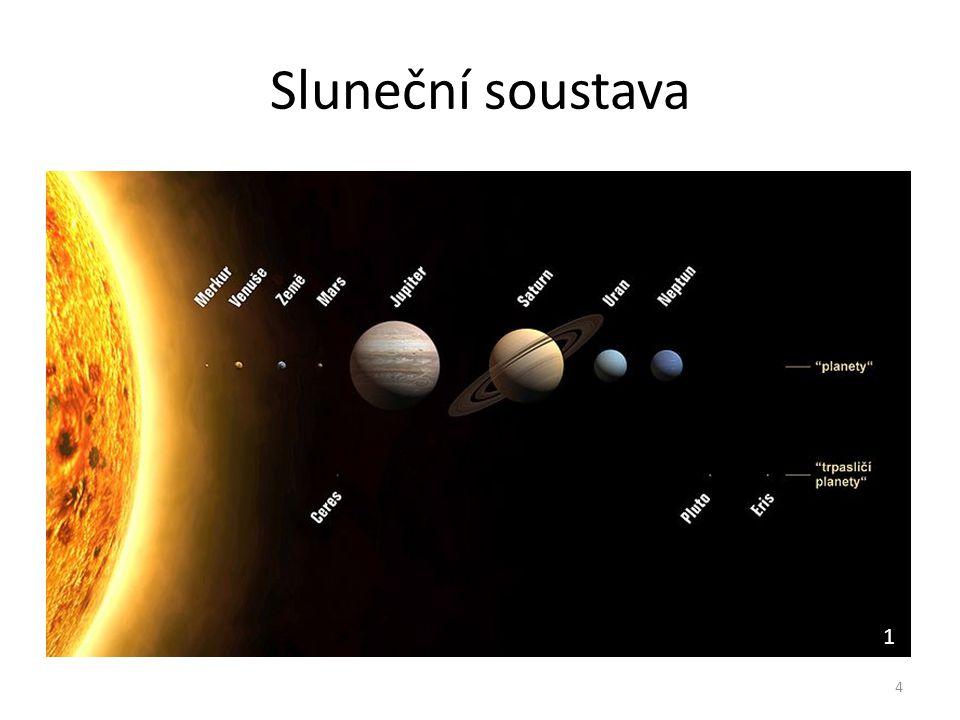 Sluneční soustava 4 1