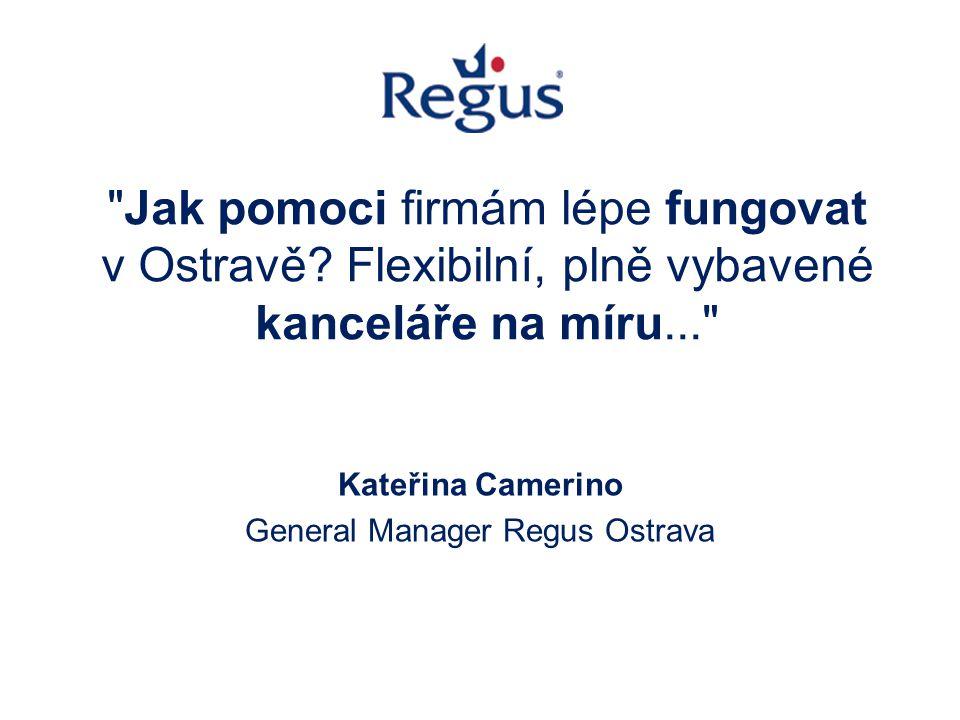 Jak pomoci firmám lépe fungovat v Ostravě.