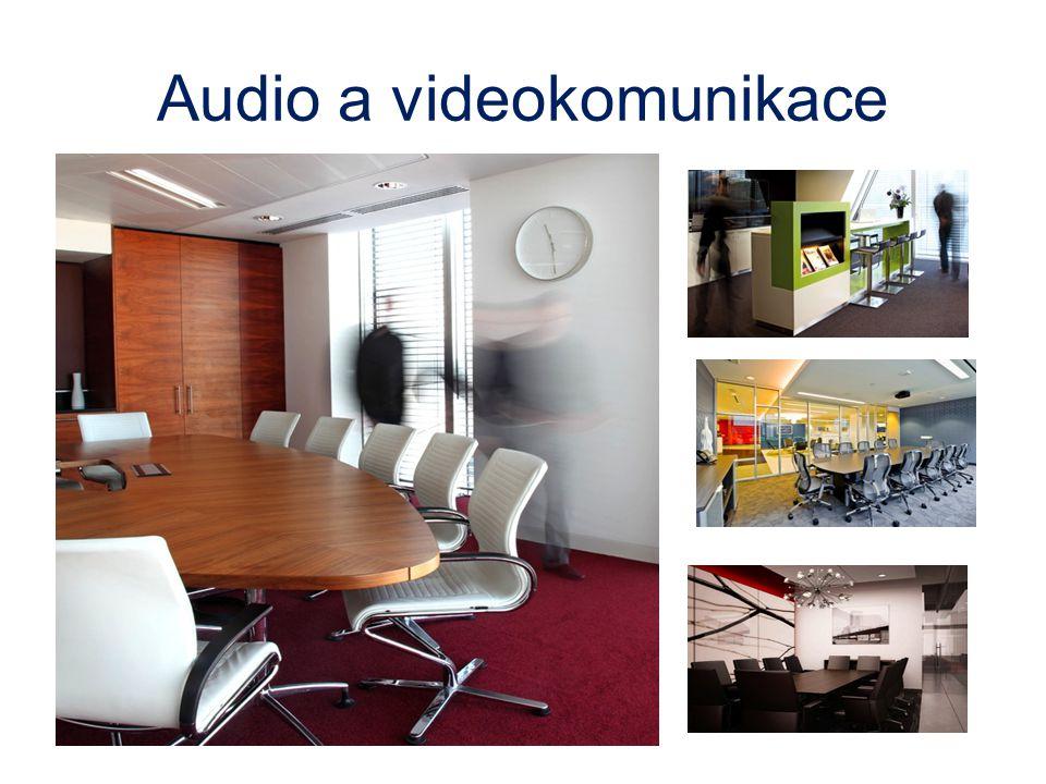 Audio a videokomunikace