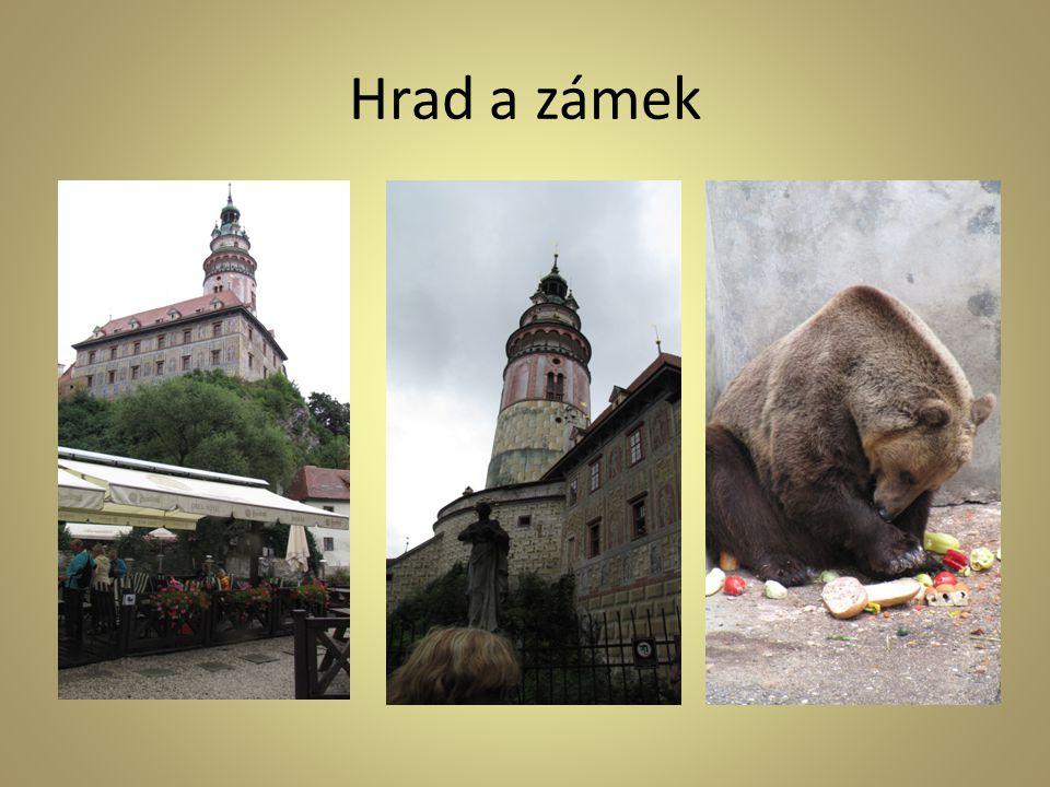 Hrad a zámek