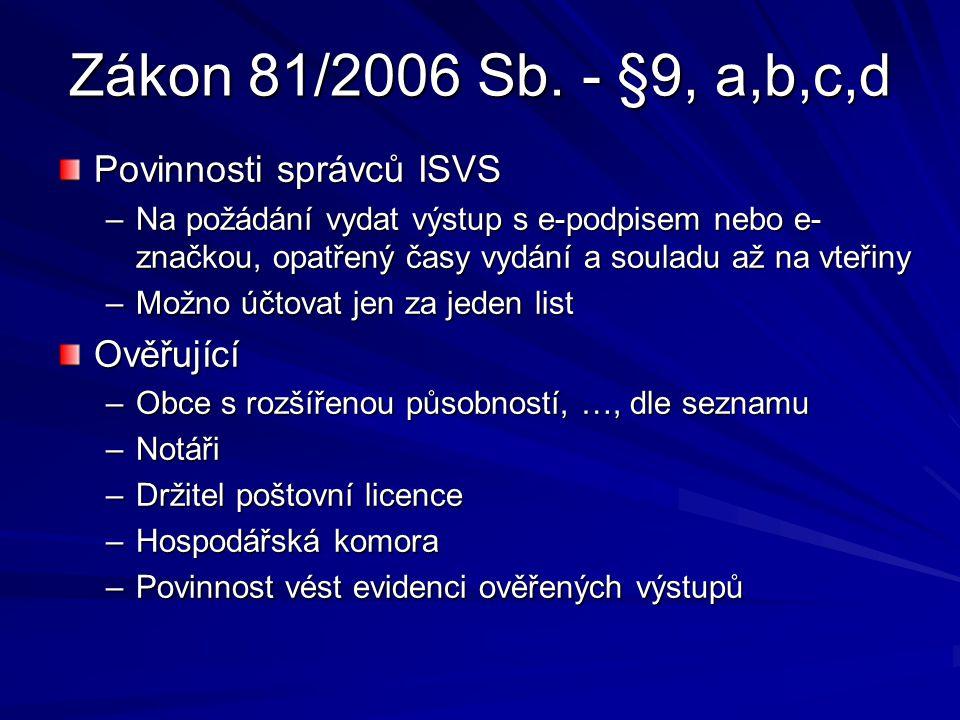 Východiska řešení v ISKN Výstup na požádání – řešeno rozšířením dálkového přístupu k ISKN, nutné postupné zadávání konkrétního výstupu dialogem E-značkou opatřovány pouze veřejné listiny dle vyhlášky ČÚZK 162/2001 Sb.