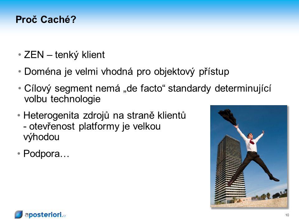 10 Proč Caché.