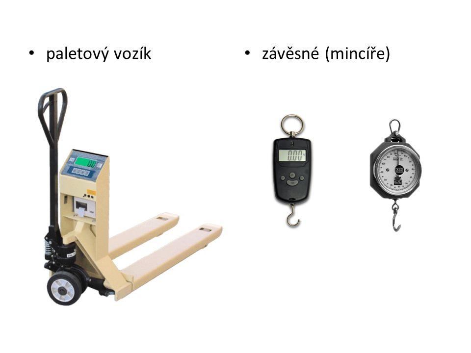 kupecké váhy