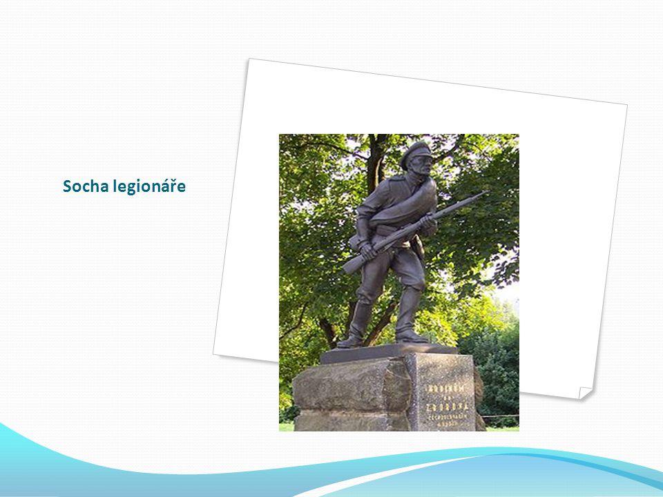 Otázky 1.Jak byste charakterizovali československé legie.