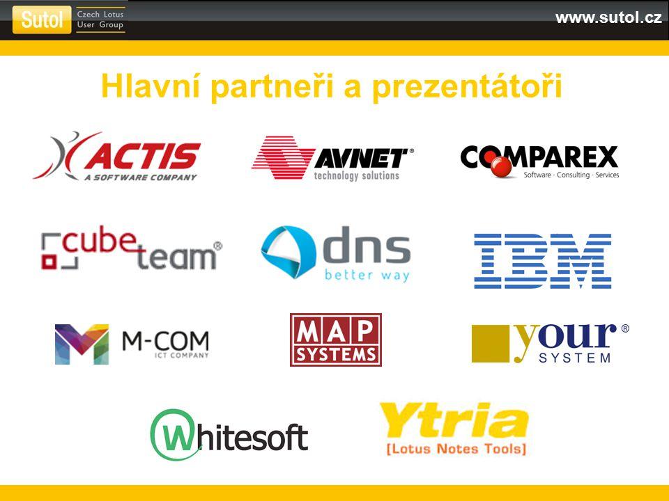 www.sutol.cz  Základní typy útoků a ochrana proti nim  Přístup k serveru  Komunikační protokoly Zabezpečení domino HTTP serveru