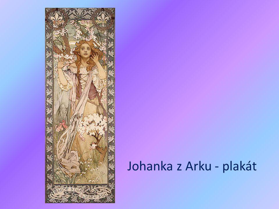 Johanka z Arku - plakát