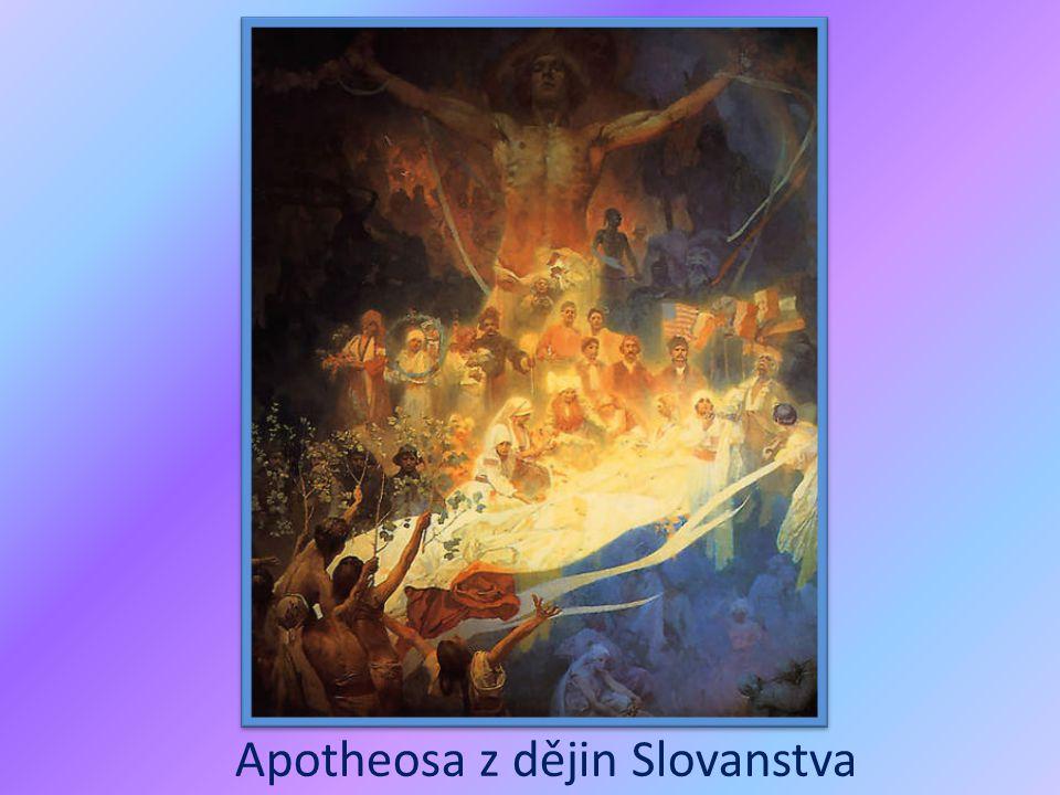 Apotheosa z dějin Slovanstva