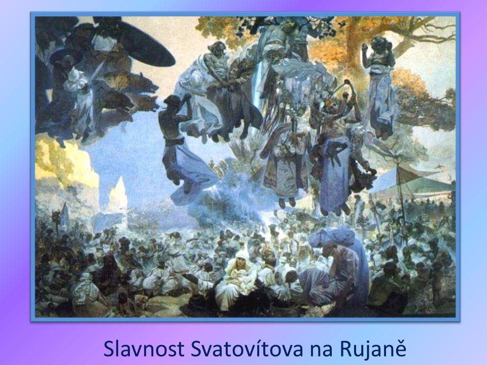 Slavnost Svatovítova na Rujaně