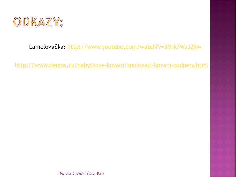 http://www.demos.cz/nabytkove-kovani/spojovaci-kovani-podpery.html Lamelovačka: http://www.youtube.com/watch?v=3M-k7WaJ2Rwhttp://www.youtube.com/watch