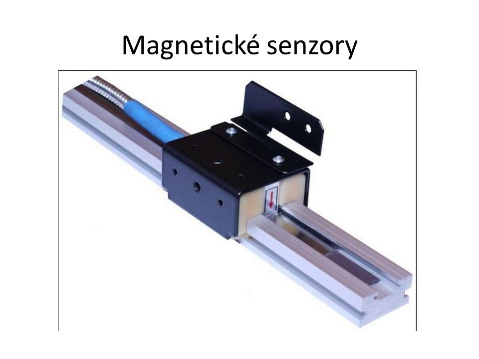 Magnetické senzory