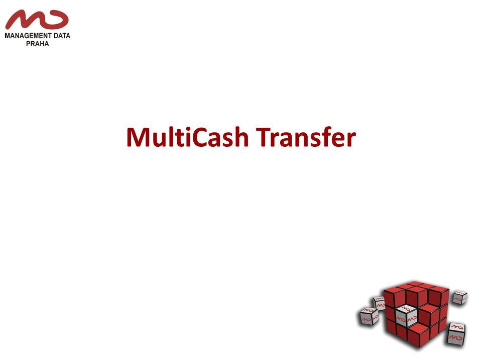 MultiCash Transfer