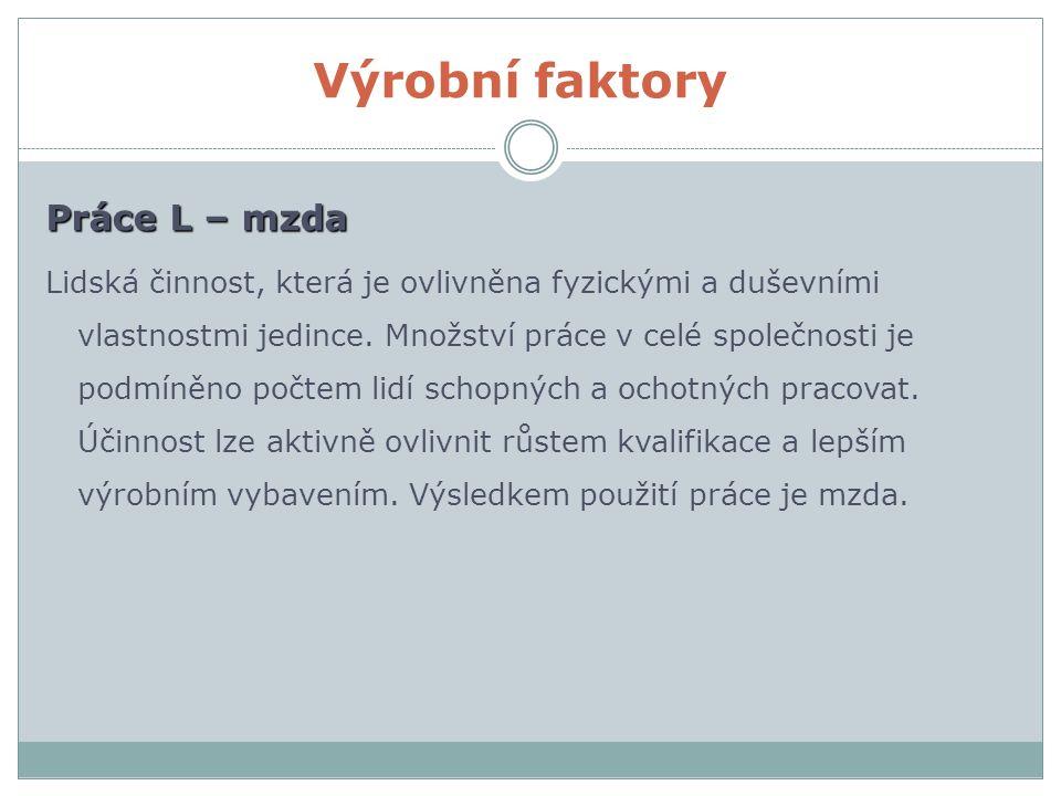 Příklady Příklad 13 Pomocí ekonomických nákladů vyčíslete, kolik stojí studenta vzdělání na FD ČVUT.