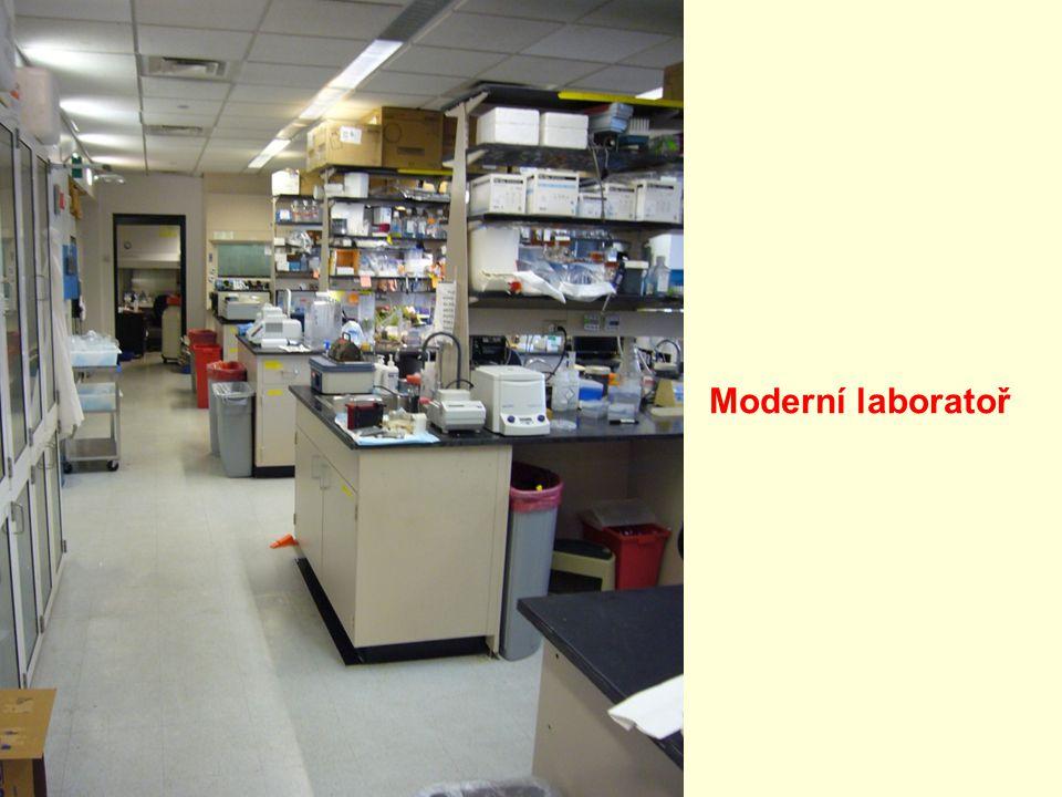 Moderní laboratoř