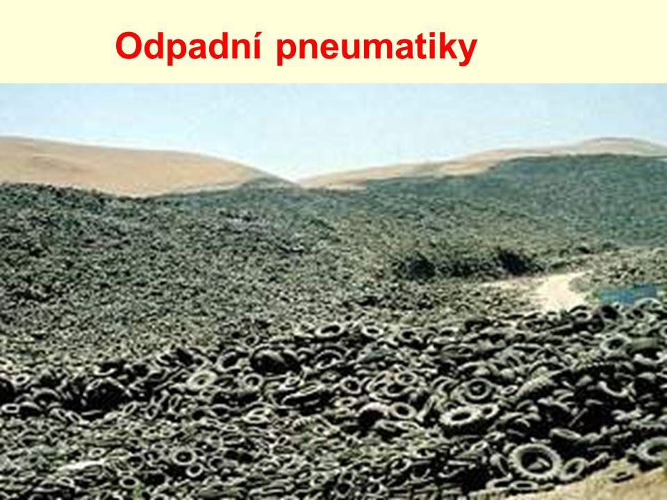 Odpadní pneumatiky