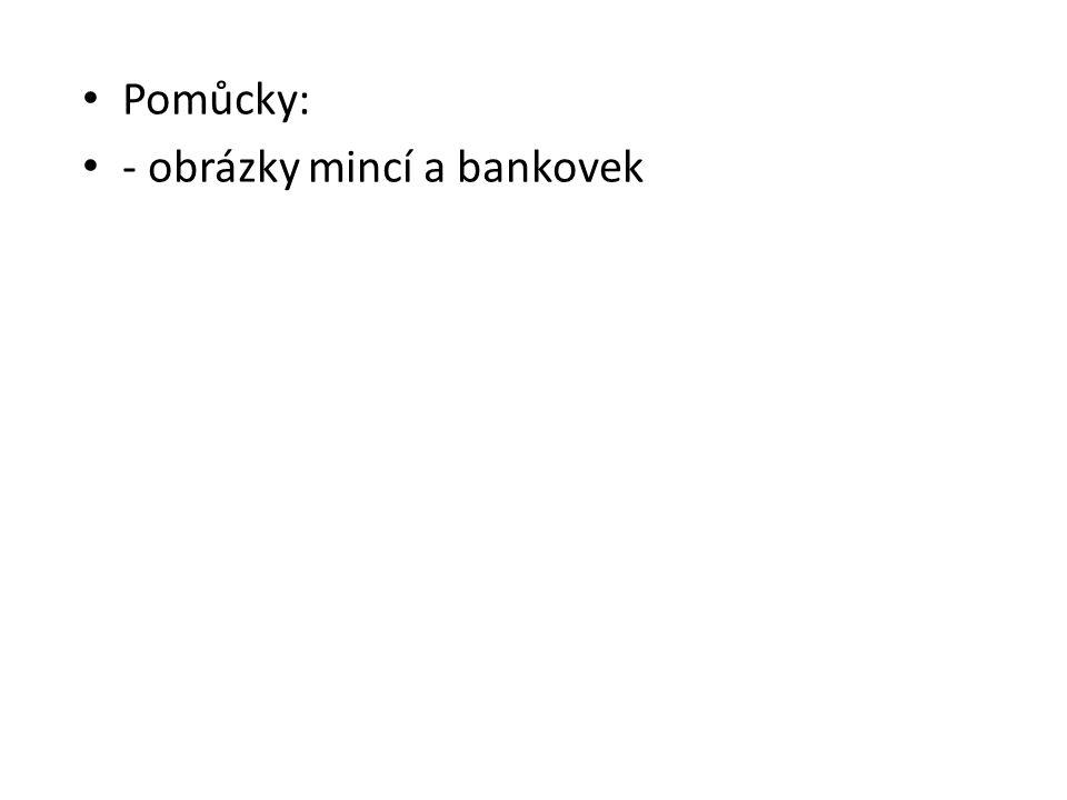 České peníze 3 Finanční gramostnost I. stupeň Jaroslava Pavlatová, 2.8.2011, Finanční gramotnost I.