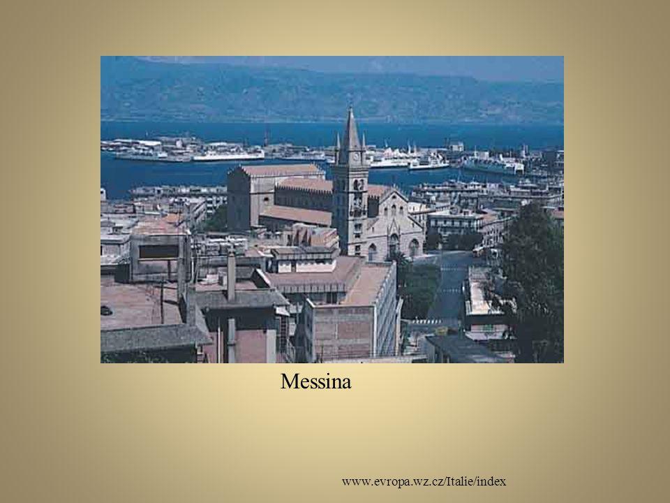 www.evropa.wz.cz/Italie/index Messina