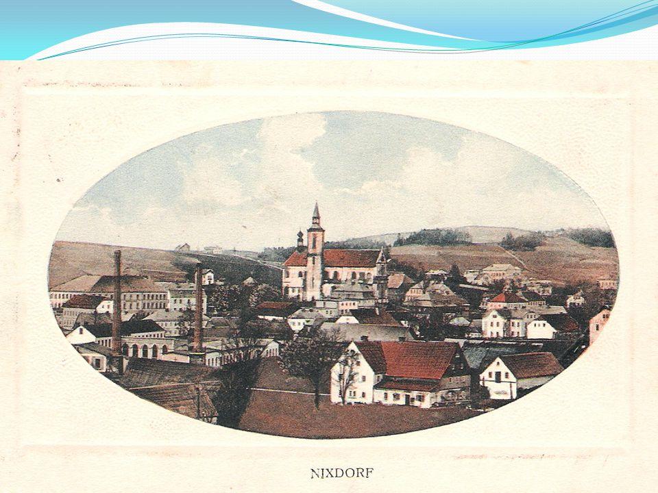 Historie města Mikulášovice byly založeny pravděpodobně 1084 (Wiprecht Groitsch).