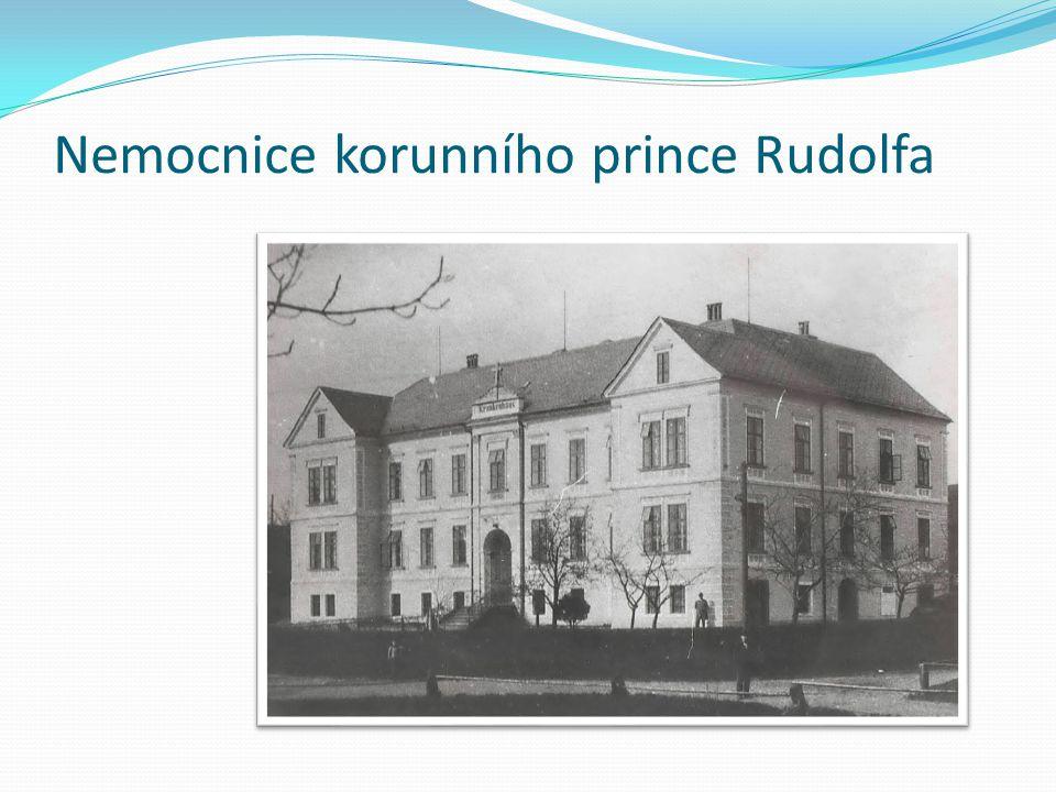 Nemocnice korunního prince Rudolfa