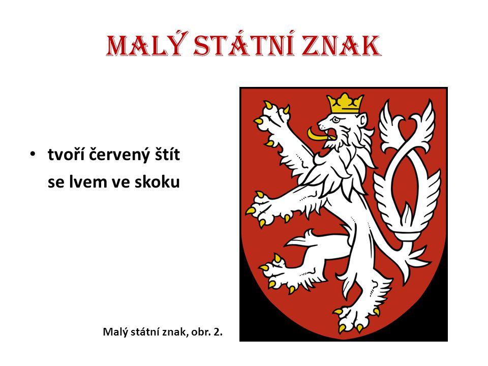 Státní barvy Červená, modrá a bílá trikolóra., obr. 3