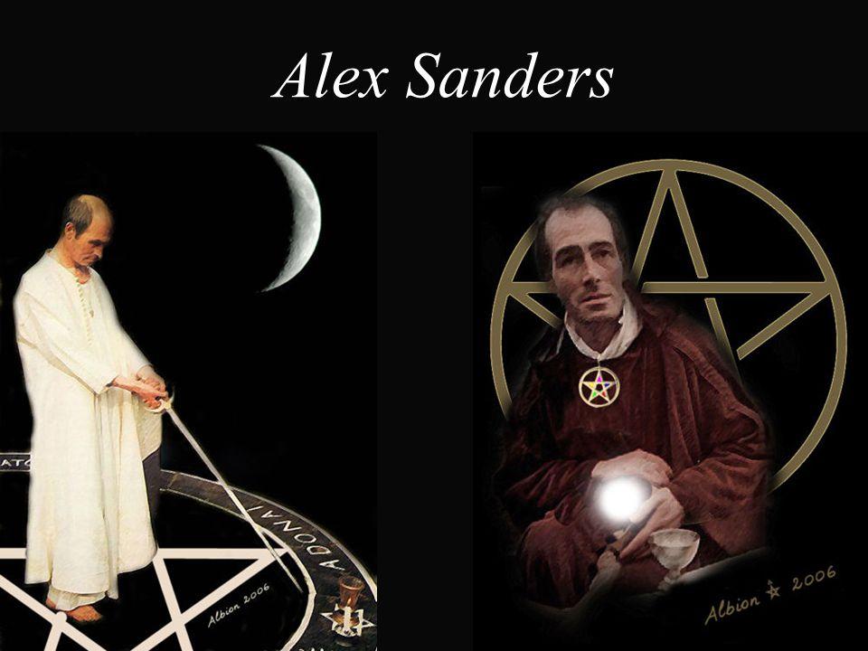 Alex Sanders