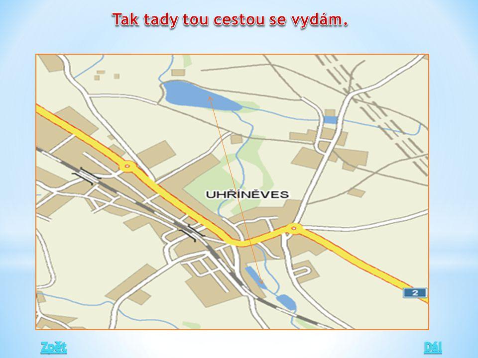 No tak jsem začal zkoumat cestu,ale v mapě jsem se moc nevyznal.Tak mi pomožte najít tu správnou cestu.