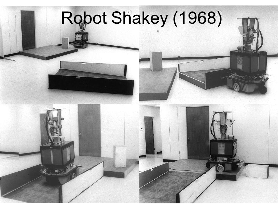 Shakey (1968) Robot Shakey (1968)