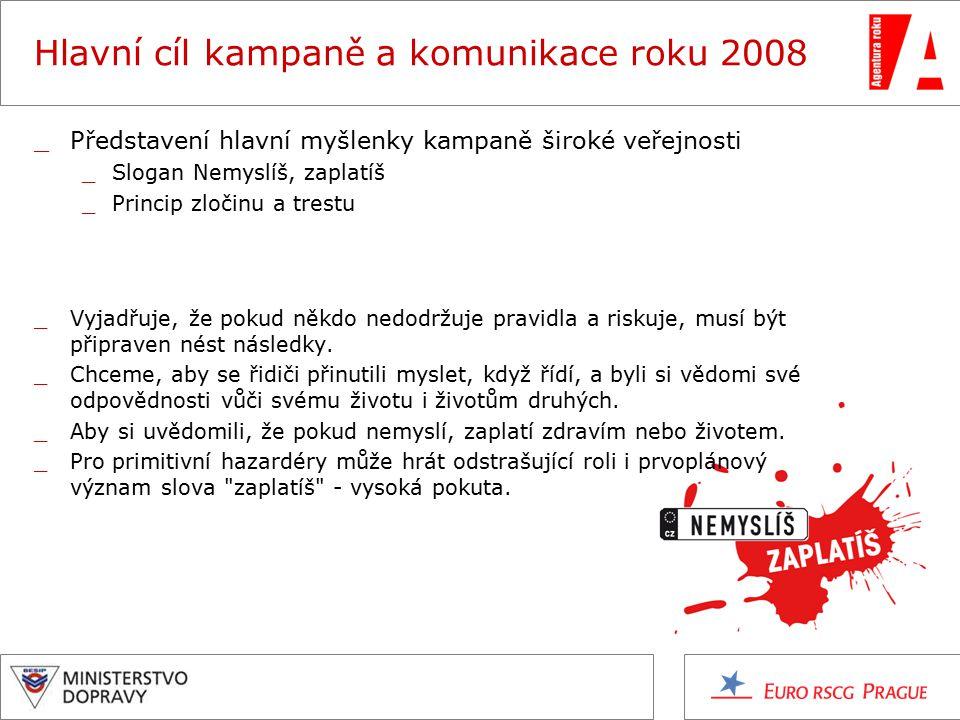 Připomenutí kampaně v roce 2008