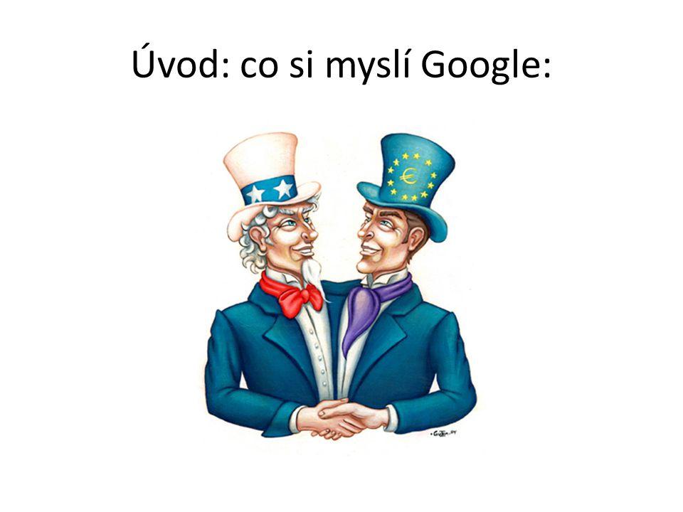 Úvod: co si myslí Google: