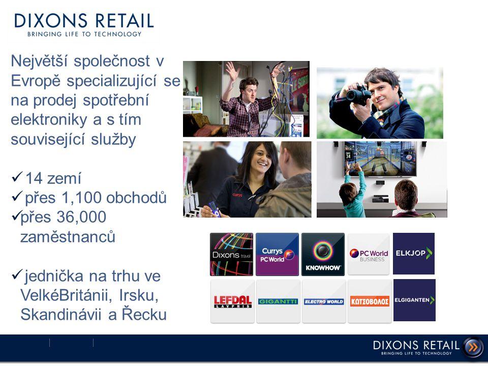 Hlavní SSC / BPO BSS projekty v České republice Česká republika je druhou nejlepší lokalitou pro SSC/BPO ve Střední Evropě 200+ center, 50,000 zaměstnanců, 23% : 77% BPO vs SSC April 15 Dixons SSC Centrum sdílených služeb je organizační jednotka zodpovědná za plnění konkrétních úkolů a podporu hlavních aktivit společnosti.