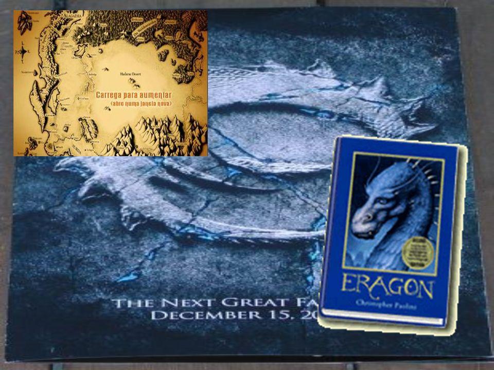 Krátký popis Když Eragon najde v lese nablýskaný modrý kámen, myslí si, že je to šťastný objev.