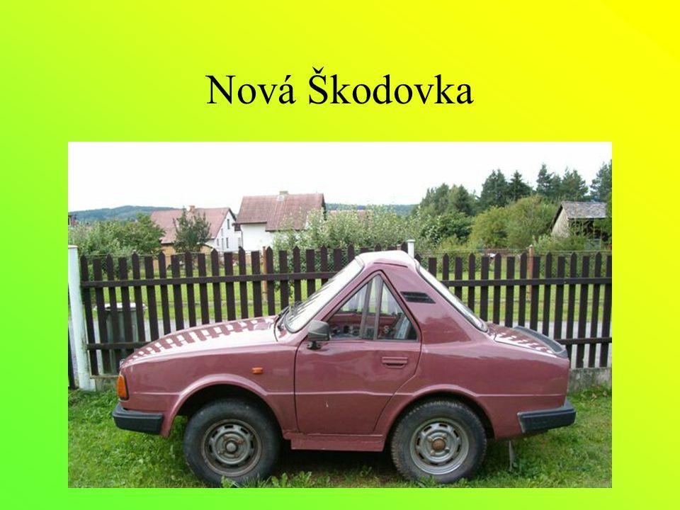 Nová Škodovka