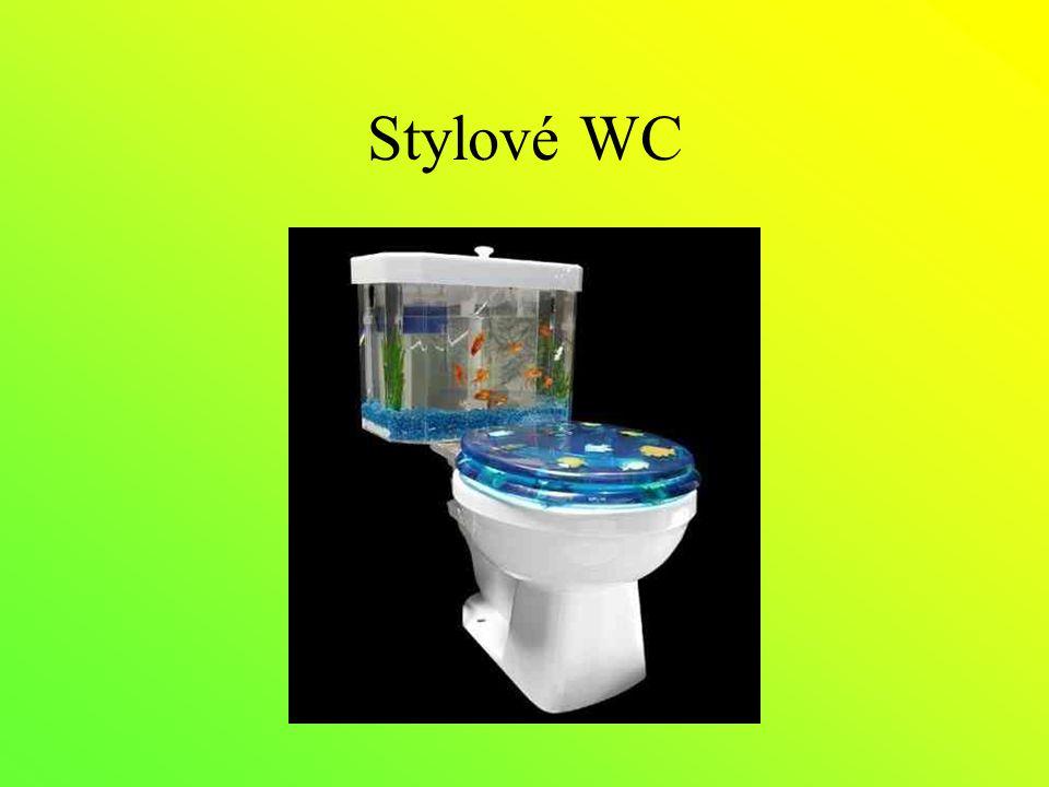 Stylové WC